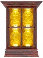 琉璃砖佛龛